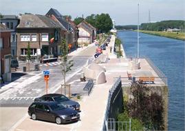Kapelle-op-den-Bos - Herinrichting oevers