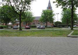 Bornem - Herinrichting parking Weert