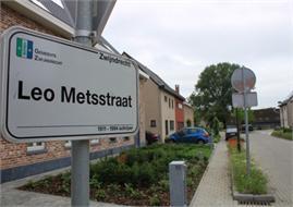 Zwijndrecht - Verkaveling Leo Metsstraat