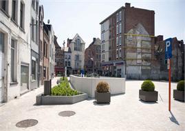 Mechelen - Aanleg Heihoek fase 3