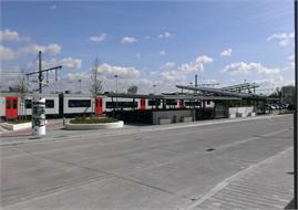 Opwijk - Herinrichting stationsomgeving