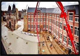 Berchem - Herinrichting domein Militair Hospitaal Antwerpen