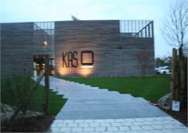 Antwerpen Linkeroever - KAS (Kunsten Atelier a/d Stroom)