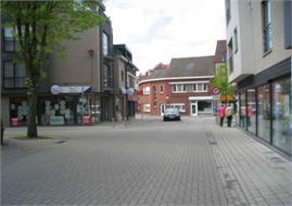 Bornem - Centrumstraten fase 1: Puursesteenweg